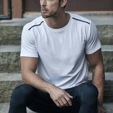 Camiseta técnica premium hombre 7010 LUXURY SPORT TEE JAYS