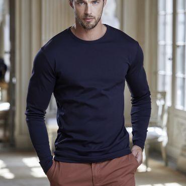 Camiseta de manga larga premium hombre 530 INTERLOCK TEE JAYS