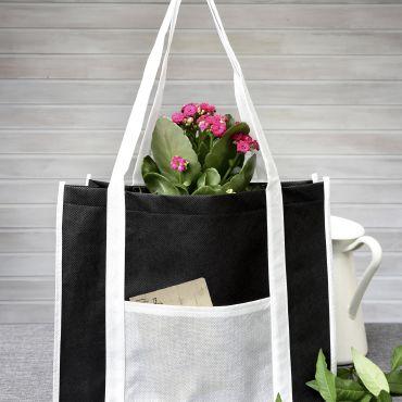 Bolso shopper PP-383010-LB HIBISCUS JASSZ BAGS