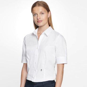 Camisa de manga corta mujer 080614 SEIDENSTICKER