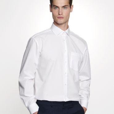 Camisa de manga larga hombre 003001/001001 SEIDENSTICKER