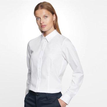 Camisa de manga larga mujer 080604 SEIDENSTICKER
