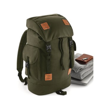 Mochila rectangular BG620 URBAN EXPLORER BAG BASE
