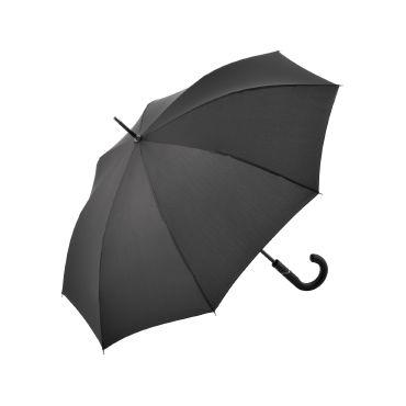Paraguas empuñadura curva FIBERTEC FARE