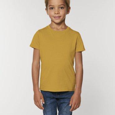 Camiseta orgánica niño/niña MINI CREATOR STANLEYSTELLA