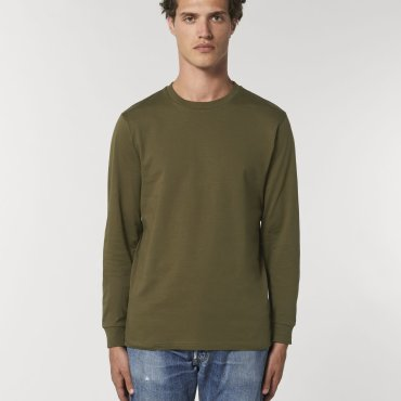 Camiseta de manga larga orgánica hombre SHIFTS DRY STANLEYSTELLA