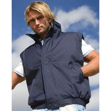 Chaleco acolchado hombre R113X PADDED RESULT