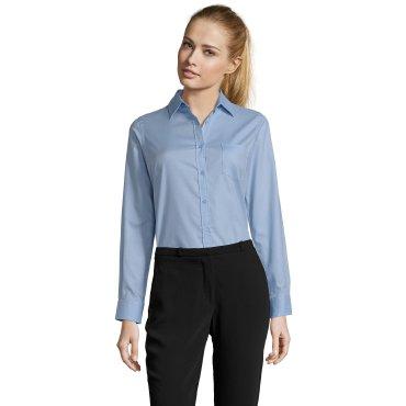 Camisa de manga larga Easycare mujer BUSINESS WOMEN SOL'S