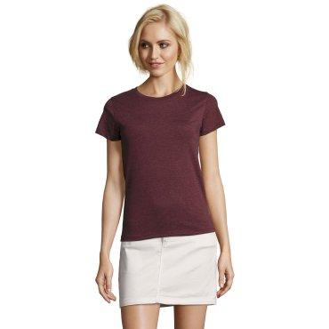 Camiseta básica ajustada mujer IMPERIAL FIT WOMEN SOL'S