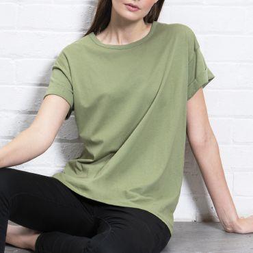 Camiseta orgánica mujer M193 MANTIS