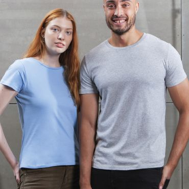 Camiseta orgánica mujer M02 MANTIS