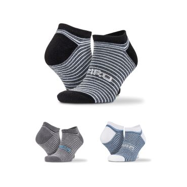 Pack 3 Uds Calcetín deportivo corto unisex S295X SPIRO