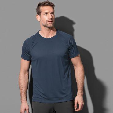 Camiseta deportiva hombre ST8410 ACTIVE 140 STEDMAN
