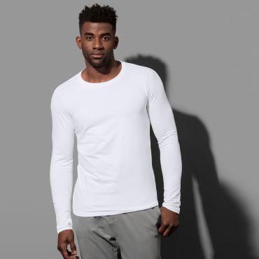 Camiseta de manga larga hombre ST9620 CLIVE STEDMAN