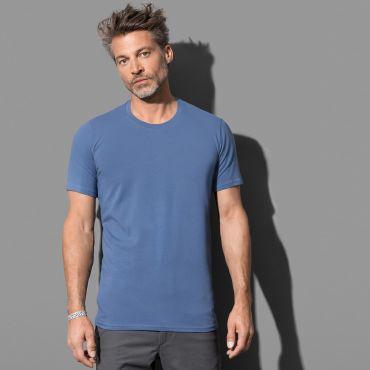 Camiseta básica hombre ST9600 CLIVE STEDMAN