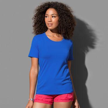 Camiseta básica mujer ST9730 RELAX STEDMAN