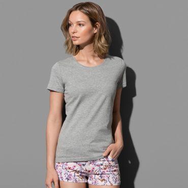 Camiseta básica mujer ST2160 CONFORT STEDMAN