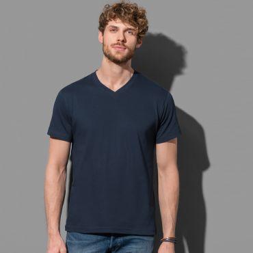 Camiseta cuello pico hombre ST2300 CLASSIC STEDMAN