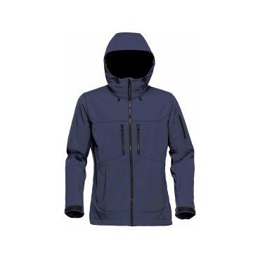 Chaqueta softshell de montaña con capucha mujer HR-1W EPSILON 3 STORMTECH