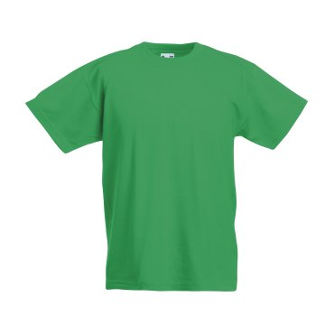 Camiseta básica niño 61-019-0 ORIGINAL FRUIT OF THE LOOM