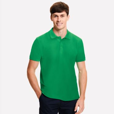 Polo piqué hombre 63-044-0 ICONIC FRUIT OF THE LOOM