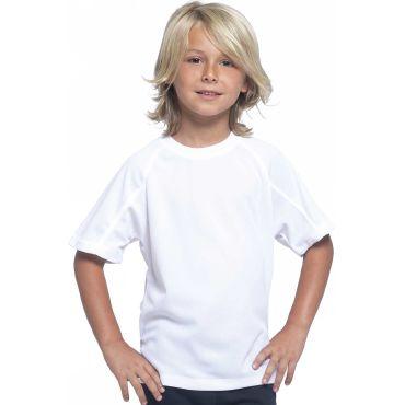 Camiseta deportiva niño SPORT JHK T-SHIRT