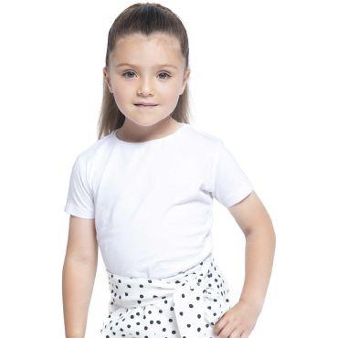 Camiseta básica niño TONGA JHK T-SHIRT
