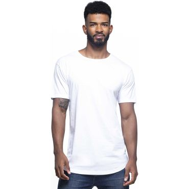 Camiseta extralarga hombre URBAN BACK TAIL JHK T-SHIRT