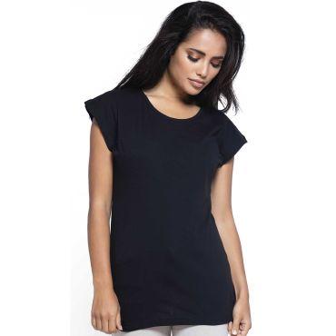 Camiseta básica mujer CORCEGA JHK T-SHIRT