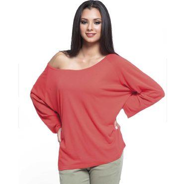 Camiseta crop mangas 3/4 mujer MALDIVAS JHK T-SHIRT