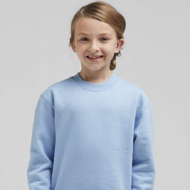 Sudadera básica niño SG20K
