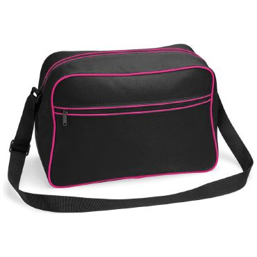 Bolso mensajero BG14 RETRO BAG BASE