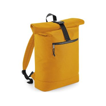 Mochila roll-Top reciclada BG286 RECYCLED ROLL-TOP BAG BASE