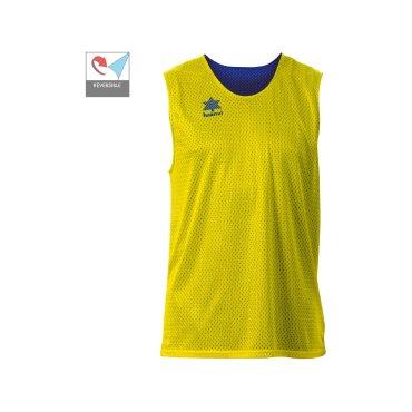Camiseta de baloncesto sin mangas unisex TRIPLE LUANVI