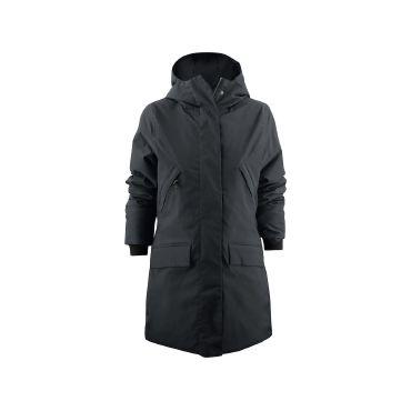 Abrigo de invierno con capucha mujer BRINKLEY LADIES JAMES HARVEST