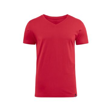 Camiseta cuello pico hombre AMERICAN V JAMES HARVEST