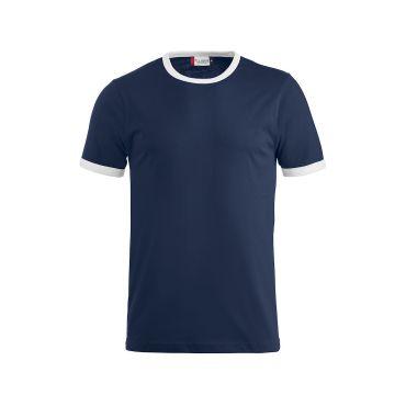 Camiseta ringer hombre NOME CLIQUE