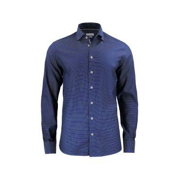 Camisa de manga larga hombre PURPLE BOW 49 SLIM FIT HARVEST & FROST