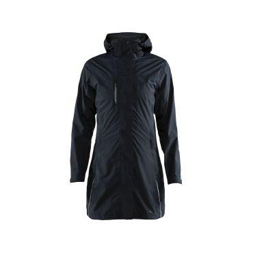 Chaqueta para la lluvia con capucha mujer URBAN RAIN COAT CRAFT