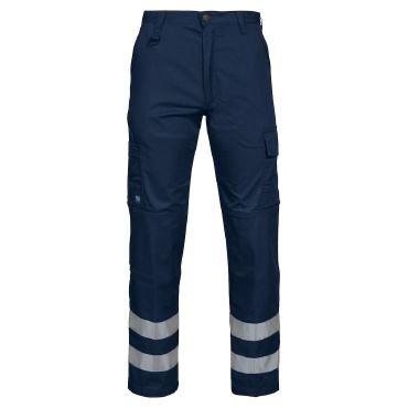 Pantalón de trabajo con reflectantes hombre 2517 PROJOB