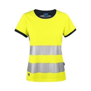 Camiseta de alta visibilidad mujer 6012 PROJOB