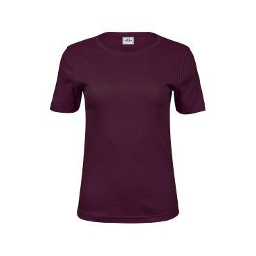 Camiseta premium mujer 580 INTERLOCK TEE JAYS