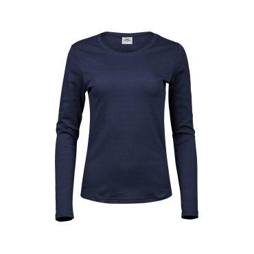 Camiseta de manga larga premium mujer 590 INTERLOCK TEE JAYS