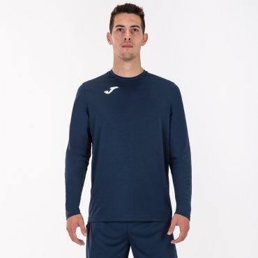Camiseta técnica manga larga hombre-niño COMBI JOMA SPORT
