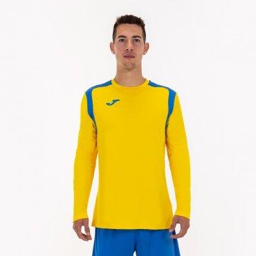 Camiseta de fútbol manga larga hombre-niño CHAMPION V JOMA SPORT