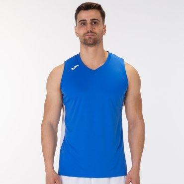 Camiseta de baloncesto sin mangas hombre-niño CANCHA III JOMA SPORT