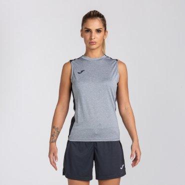 Camiseta técnica sin mangas mujer-niña CAMPUS II WOMAN JOMA SPORT