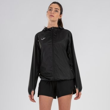Cortavientos deportivo con capucha hombre-niño RACÓ JOMA SPORT