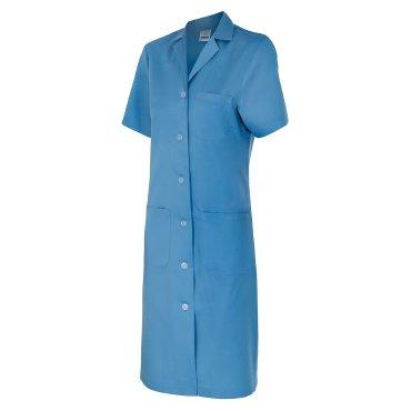 Bata larga manga corta mujer 907 Velilla