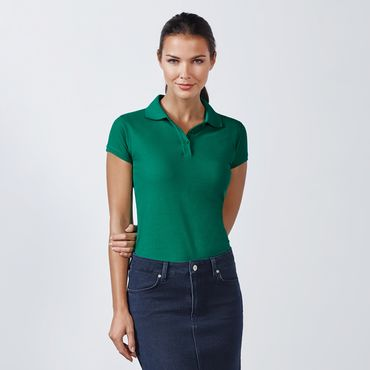 Polo piqué mujer STAR WOMAN ROLY